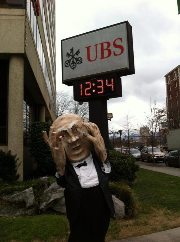 Bankerman in Chattanooga