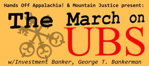 March on UBS
