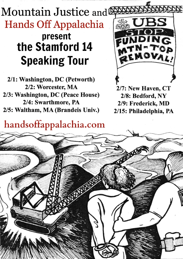 Stamford 14 Speaking Tour